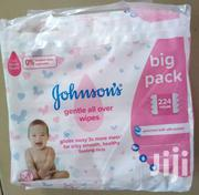 Johnsons Baby Wipes 4 Pack | Children's Clothing for sale in Greater Accra, Adenta Municipal