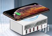 LCD Display Multiport Charger (Wireless Charging) | Clothing Accessories for sale in Greater Accra, Alajo