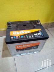 13 Plates Home Used Delkor Car Battery + Free Delivery | Vehicle Parts & Accessories for sale in Greater Accra, North Kaneshie
