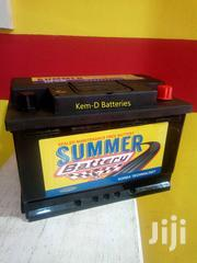 15 Plates Car Battery-summer Starter Battery+Free Delivery | Vehicle Parts & Accessories for sale in Western Region, Ahanta West