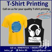 T-shirts Printing | Automotive Services for sale in Greater Accra, Kwashieman