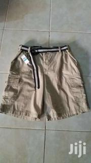 Cargo Shorts With Belt | Clothing Accessories for sale in Greater Accra, Ga East Municipal