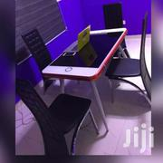 Designed Apple Tempered Glass Dinning Table | Furniture for sale in Greater Accra, Adenta Municipal