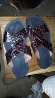 Evolair Shoe Mens Leather Slippers | Shoes for sale in Greater Accra, Cantonments