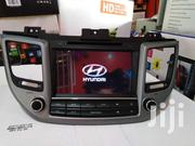 HYUNDAI TUCSON 2017 Android Navigation Car Radio   Vehicle Parts & Accessories for sale in Greater Accra, South Labadi