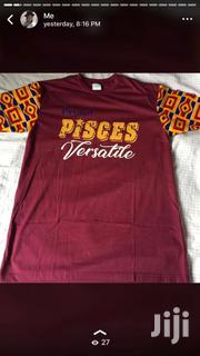 Quality T-shirts With Your Soul Name Customized In It | Clothing for sale in Eastern Region, New-Juaben Municipal