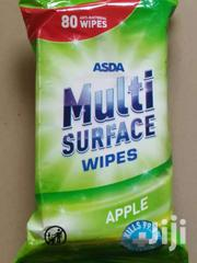 Asda Anti Bacterial Multi Surface Wipes 80 P | Makeup for sale in Greater Accra, Adenta Municipal
