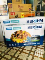 "NICE BRUHM 40"" CURVE SATELLITE TV 