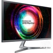Samsung UH750 28' 4K Freesync QLED Monitor | Computer Monitors for sale in Greater Accra, Darkuman