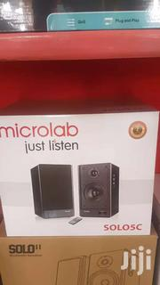 Microlab Solo 6c Powered Speakers 80 Watts | Audio & Music Equipment for sale in Greater Accra, Accra Metropolitan