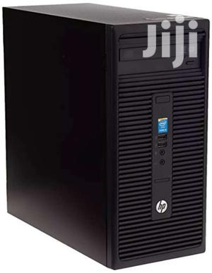 Desktop- Hp 280 G1 Mini Tower- I7 4th Gen, 4gb RAM, 500GB HDD