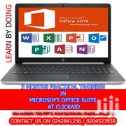 TRAINING IN MICROSOFT OFFICE SUITE   Classes & Courses for sale in Greater Accra, Achimota
