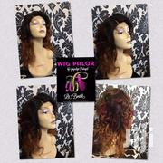 "Brazilian Wig Cap 20"" Ombre for Sell 