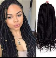 Faux Locs Crochet Braids | Hair Beauty for sale in Greater Accra, East Legon (Okponglo)