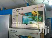 "NASCO 40"" HD DIGITAL SATELLITE LED TV 