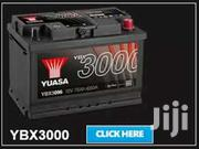 15 Plate Yuasa 3000 Car Battery | Vehicle Parts & Accessories for sale in Greater Accra, Kwashieman