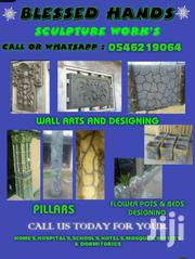 Wall Arts,Pillars,Flower Beds And Flower Pots | Building Materials for sale in Greater Accra, Nungua East
