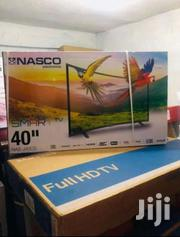 "NASCO 40"" SMART FHD DIGITAL SATELLITE LED TV 