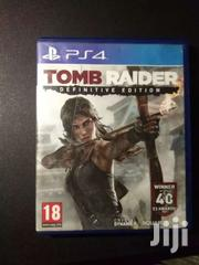 Tomb Raider Definitive Edition | Video Game Consoles for sale in Greater Accra, Burma Camp