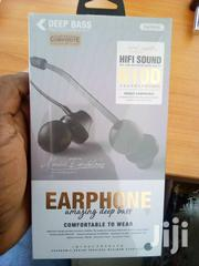 Hifi Deep Bass Earphone | Accessories for Mobile Phones & Tablets for sale in Greater Accra, Kokomlemle