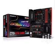 Gigabytes Z270x Ultra Gaming Motheboard | Laptops & Computers for sale in Greater Accra, Achimota