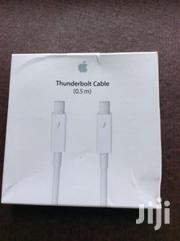 Apple Thunderbolt To Thunderbolt Cable Thunderbolt 2 Cable 0.5 & 2m | Computer Accessories  for sale in Greater Accra, North Labone