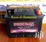 Battery Brand New Car Battery + Free Delivery | Vehicle Parts & Accessories for sale in Greater Accra, North Kaneshie