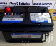 15 Plates Platinum Starter Car Battery + Free Door Step Delivery.Chevy | Vehicle Parts & Accessories for sale in Greater Accra, Achimota