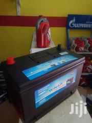 17 Plates Battery + Free Delivery/For Diesel Engines | Vehicle Parts & Accessories for sale in Greater Accra, Dansoman