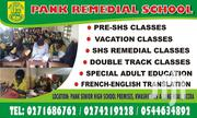 PANK Remedials,Vacation,Double-track,Adult Education Classes   Classes & Courses for sale in Greater Accra, Bubuashie