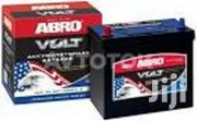 15 Plate Abro Volt Car Battery | Vehicle Parts & Accessories for sale in Greater Accra, Kwashieman
