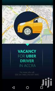 Uber Driver | Accounting & Finance Jobs for sale in Greater Accra, Tema Metropolitan