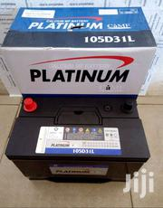 17 Plates Platinum Car Battery 12v90ah/Free Delivery/Maintenance Free | Vehicle Parts & Accessories for sale in Greater Accra, North Labone