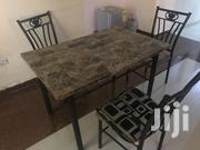 Dining Table And 3 Chairs | Furniture for sale in Greater Accra, Achimota