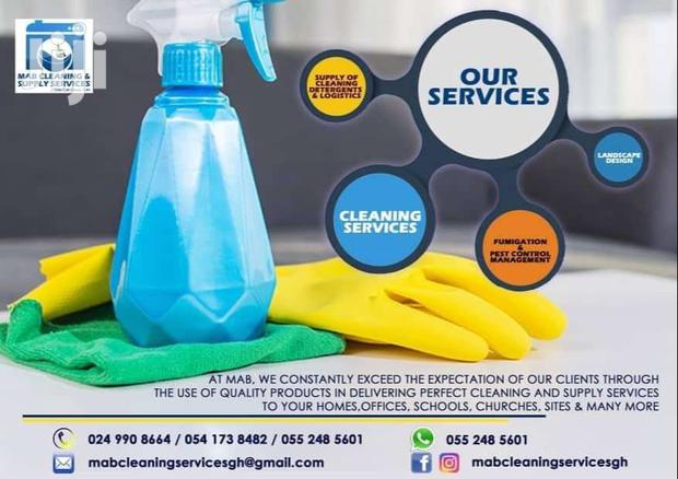 Weekly Cleaning Service