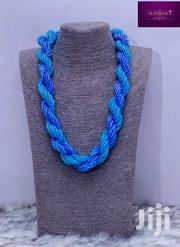 SEA BLUE & SKY BLUE NECKLACE | Jewelry for sale in Greater Accra, Cantonments