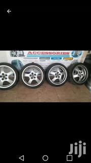 Vw Golf Skoda Rims 235-60×17 | Vehicle Parts & Accessories for sale in Greater Accra, Ga West Municipal