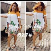 White Flower Dress | Clothing for sale in Greater Accra, Osu