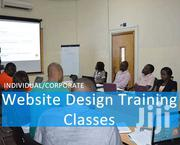 GRAPHIC DESIGN AND WEB DESIGN | Classes & Courses for sale in Greater Accra, Achimota