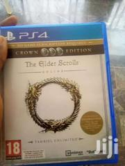 The Elder Scrolls Latest Ps4 | Video Game Consoles for sale in Greater Accra, Adenta Municipal