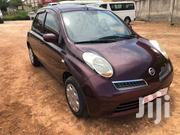 Nissan March 2010 Brown | Cars for sale in Greater Accra, East Legon