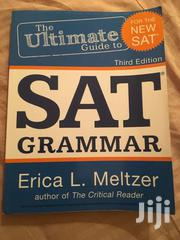 SAT GRAMMAR BY ERICA L. MELTZER | CDs & DVDs for sale in Greater Accra, Dzorwulu