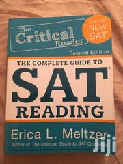 SAT READING BY ERICA L. MELTZER | CDs & DVDs for sale in Greater Accra, Dzorwulu