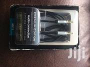 3.5mm To 3.5mm Stereo Audio Cable Premium Quality | Audio & Music Equipment for sale in Greater Accra, North Labone