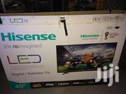 Hisense 49 Inches Cracked | TV & DVD Equipment for sale in Greater Accra, Achimota