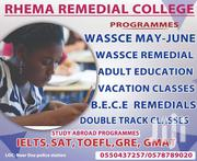 WASSCE REMEDIAL | Classes & Courses for sale in Greater Accra, Osu