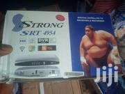 Strong Satellite Decoder. SRT 4954 | TV & DVD Equipment for sale in Ashanti, Kwabre