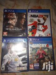 Ps4 Cds | Video Game Consoles for sale in Ashanti, Adansi North