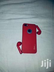 iPhone 5s 32gig + Airpod (Red) Limited Edition | Accessories for Mobile Phones & Tablets for sale in Central Region, Awutu-Senya