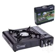 Portable Gas Stove With 2 Gas Cans | Kitchen Appliances for sale in Greater Accra, Accra Metropolitan